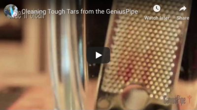 How To Clean Your Genius Pipe