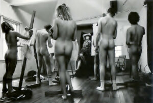 Nude Life Draw