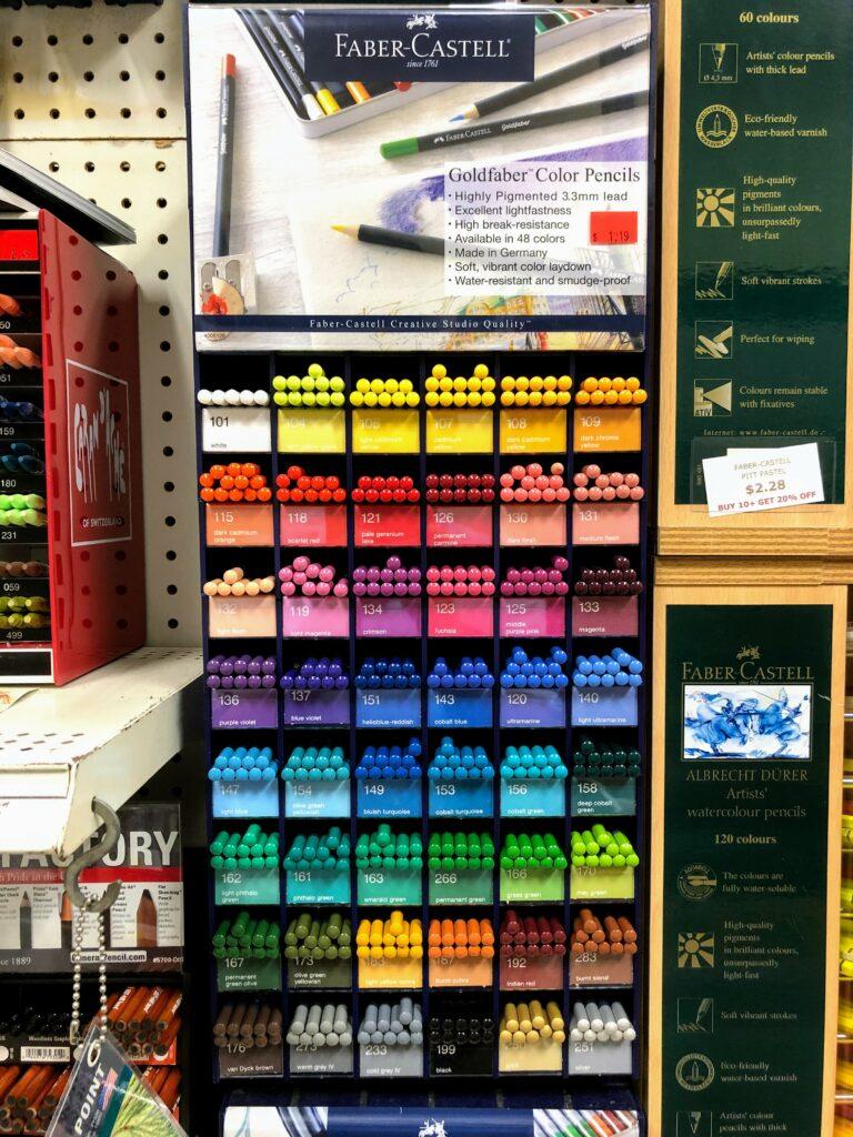 Color Pencil: Watercolor, Wax and Pastel