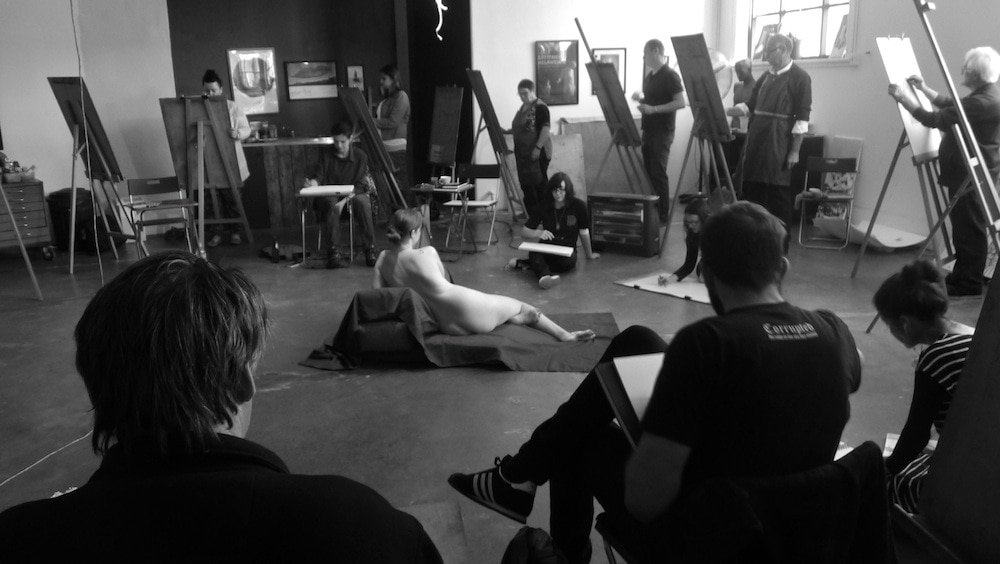 Live Model Drawing Group