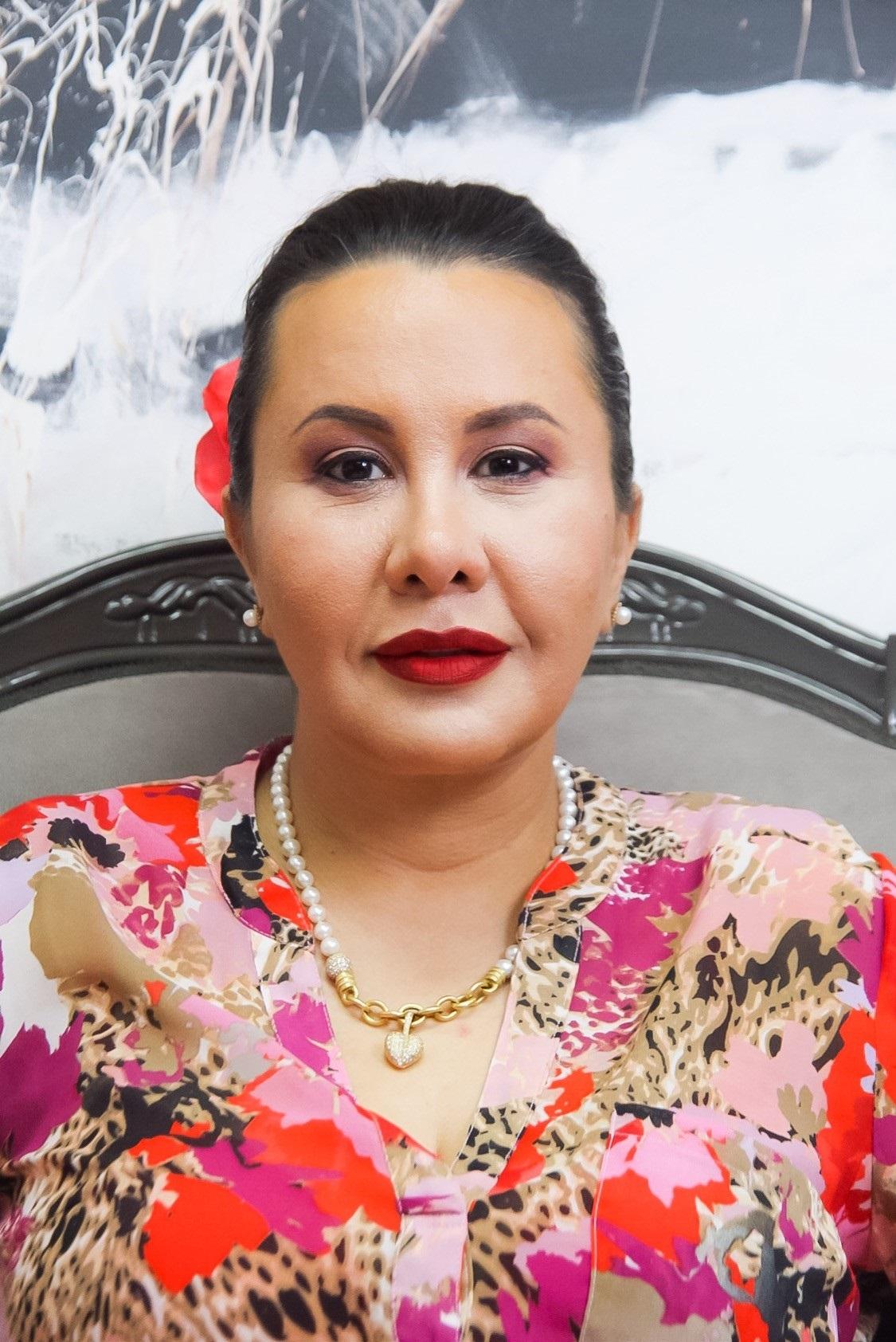 Susana Robledo, Founder & CEO
