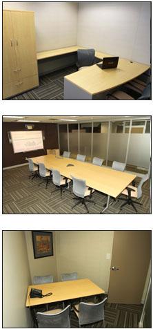 Office, Boardroom, Training room, rental
