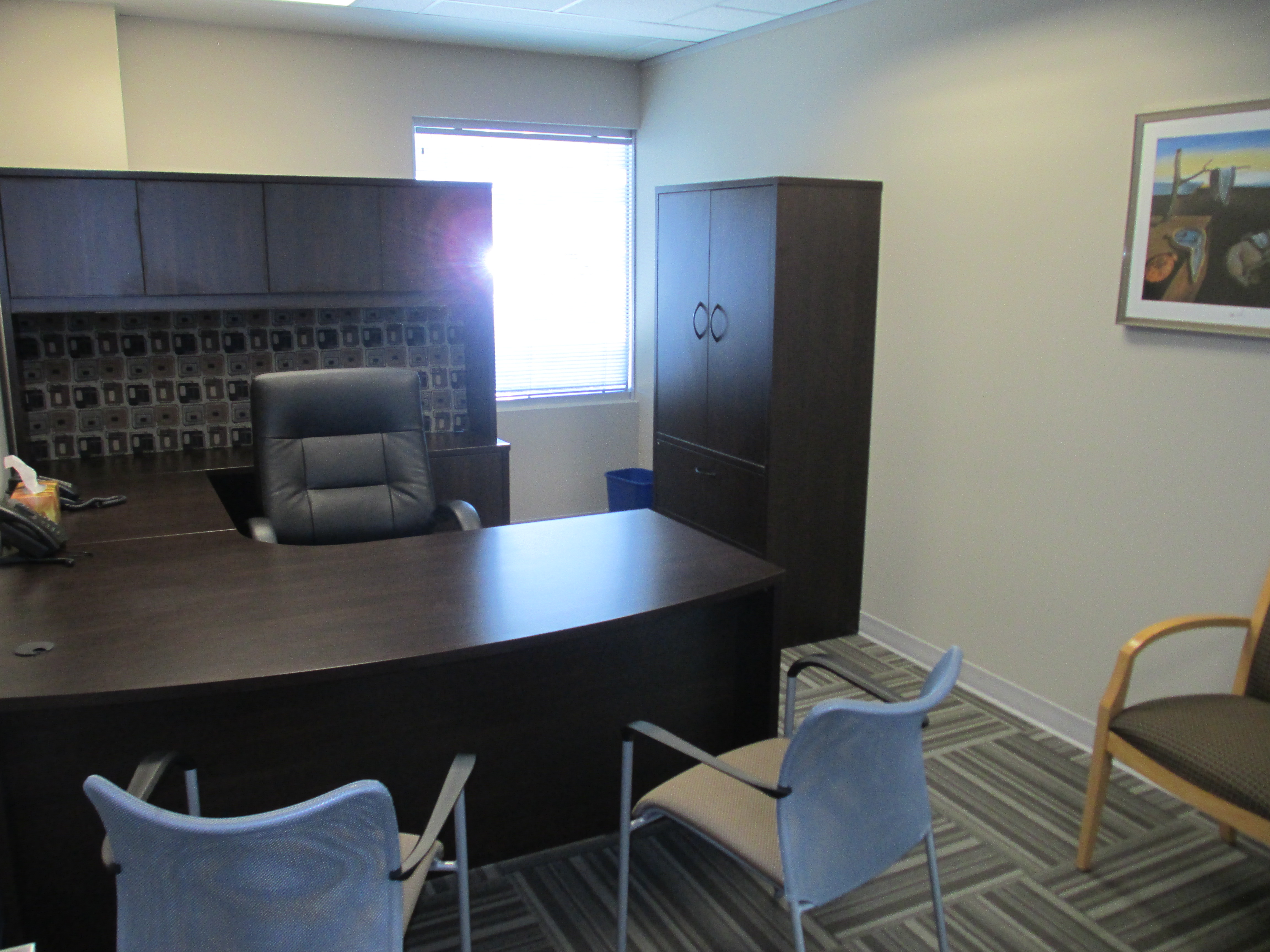 Executive furnished office rental Calgary