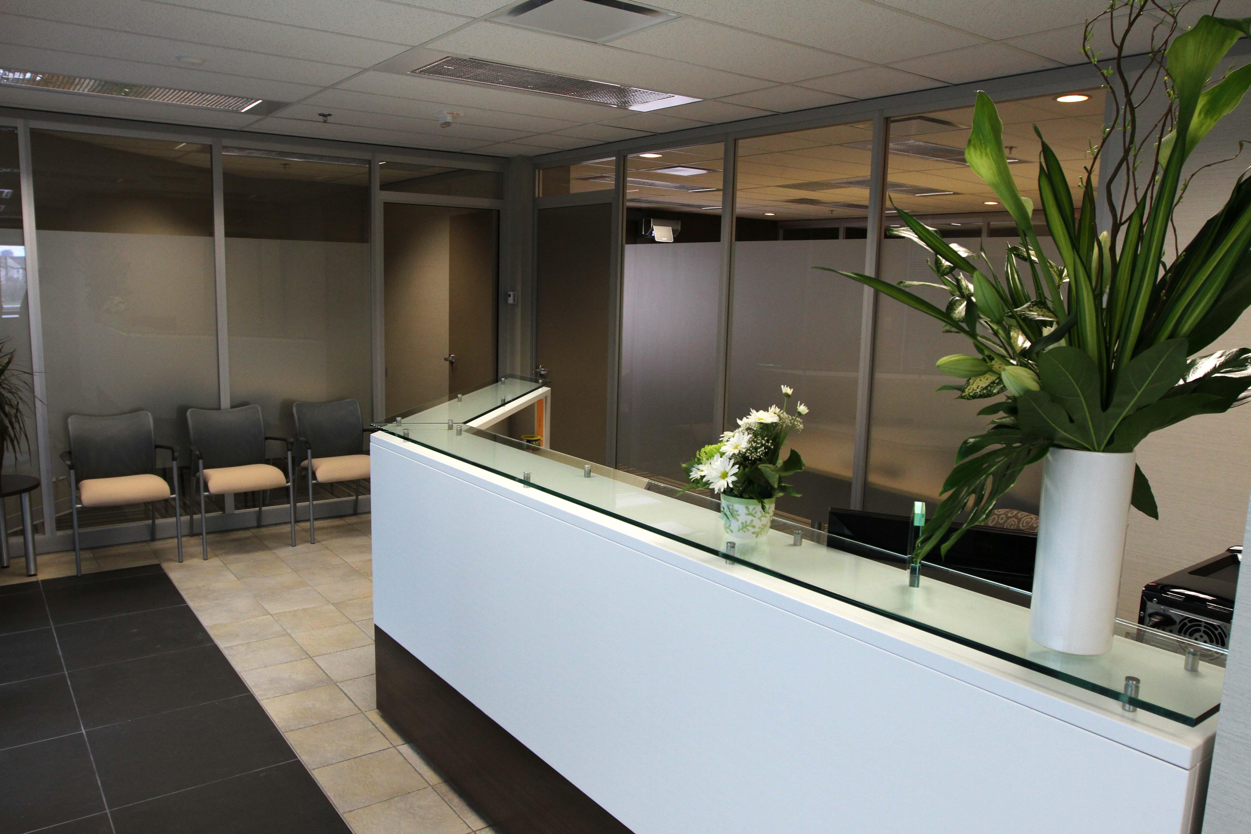 Smart Exec reception, smartexec