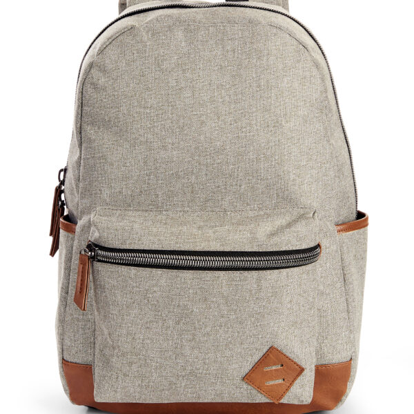 teen Gray Bullet Proof Back Pack
