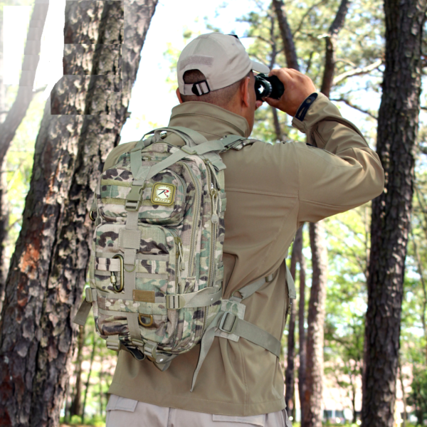 Level IIIA OCP Scorpion Transport Bulletproof Backpack