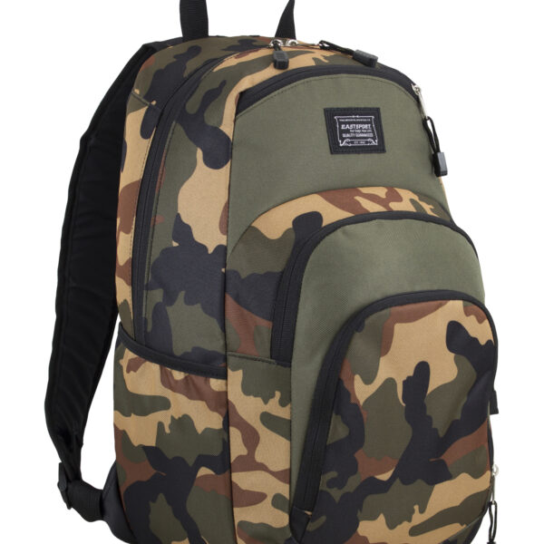 Army Camo Bulletproof BackPack Level IIIA