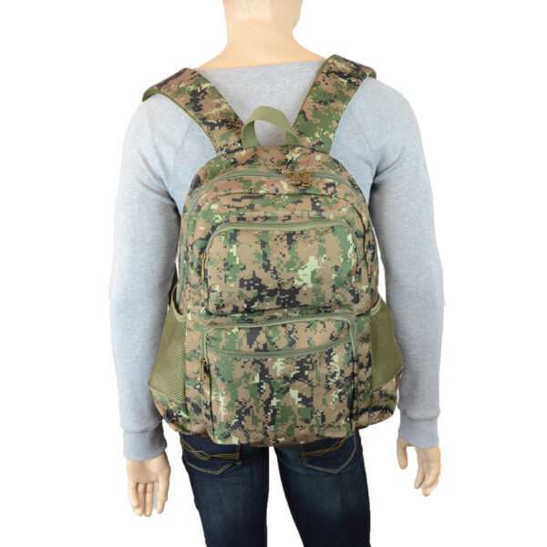 USMC Marines Bulletproof Backpack Level IIIA