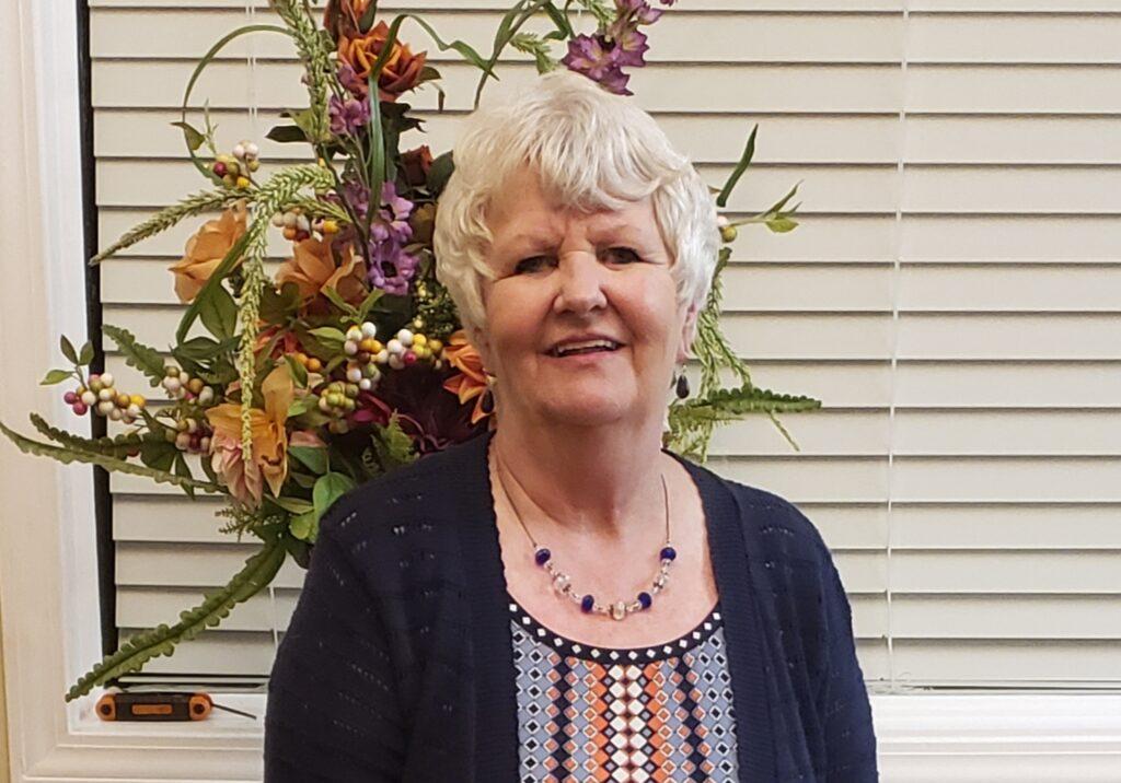 Pastor Helen Hysell