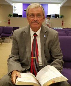 Guest Speaker -Pastor Larry Wilkes Revival Thursday August 22
