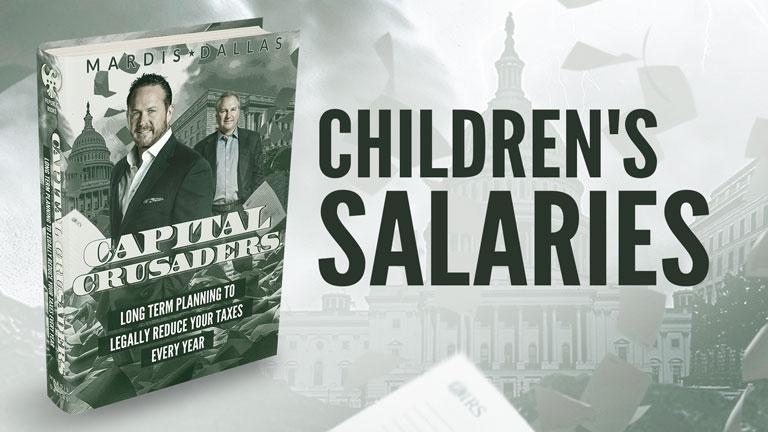 Children's Salaries