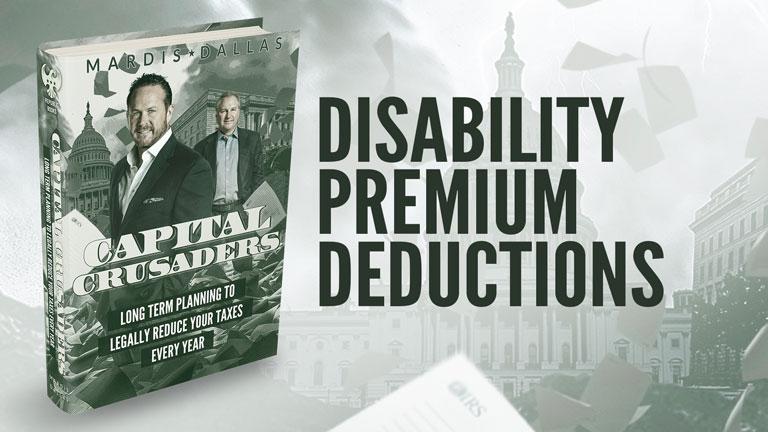 Disability Premium Deductions