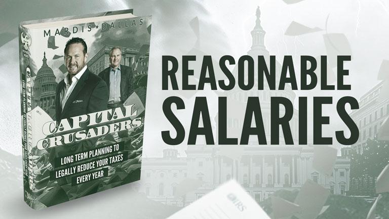 Reasonable Salaries