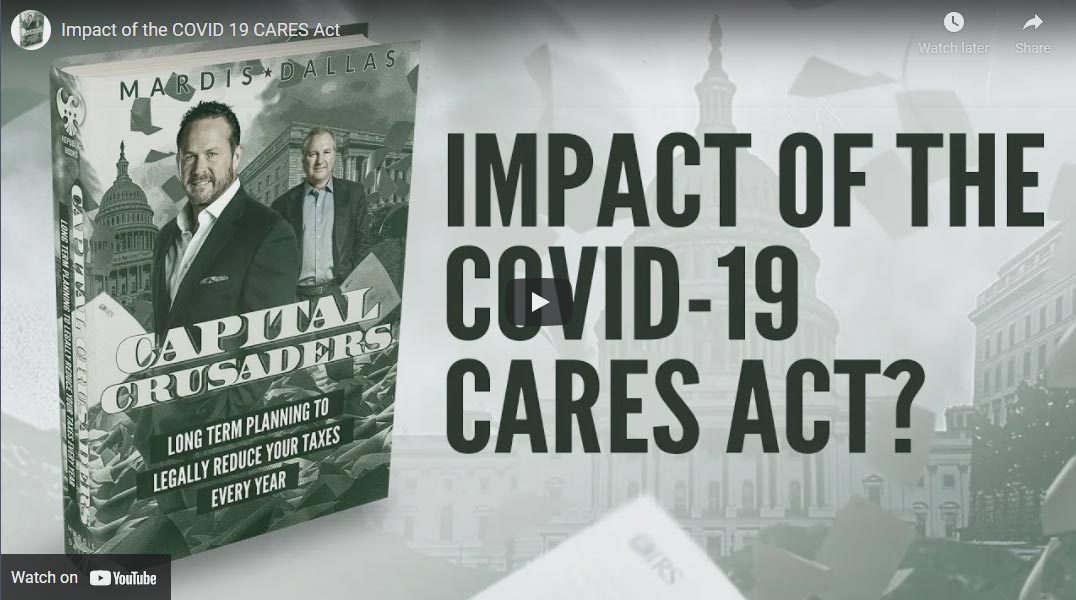 What Is The Impact Of The COVID-19 CARES Act?