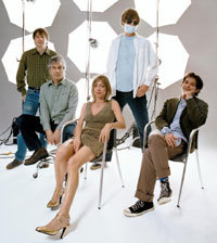 SONIC YOUTH ON TOUR