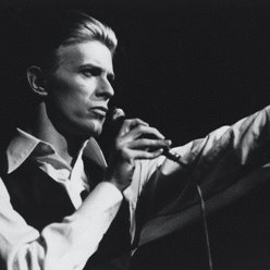 The Aging Punk Remembers David Bowie