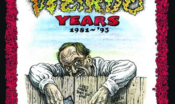 From the GC Archives: The Weirdo Years by R. Crumb: 1981-'93