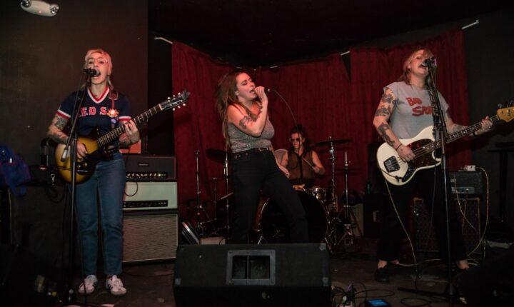 Pale Lips Live @ O'Brien's Allston, MA 10-26-19