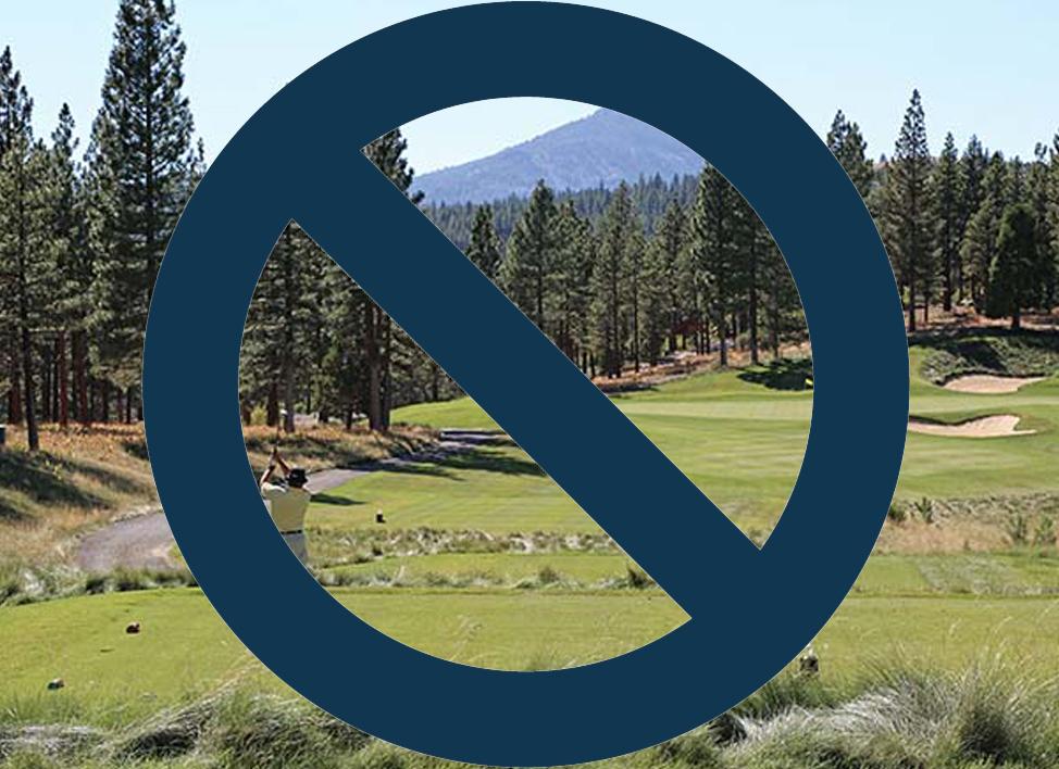 no-golf