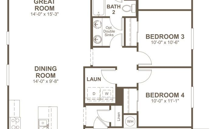 New home built in Avondale, Litchfield Park, Queen Creek, Gilbert, Phoenix and Buckeye Arizona