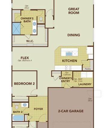 1921SF-Floor plan
