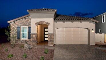 New Home Open Concept Phoenix Metro Arizona