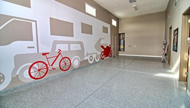 2390SF_14RV Garage