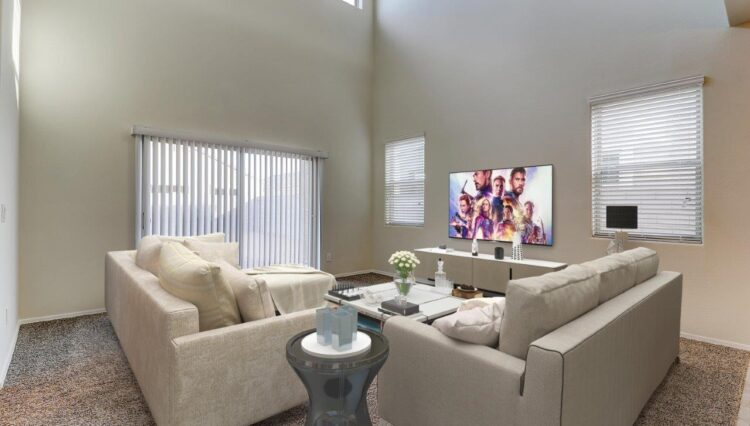 Great Rm with high ceilings Phoenix Metro