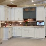 Is white cabinetry a trend?