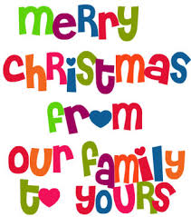 From our family to yours….