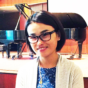 Piano - Ms. Liu