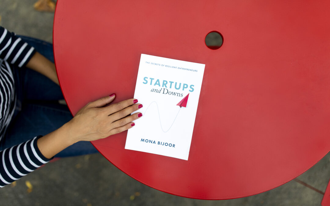 Startups and Downs: Book Tour Learnings