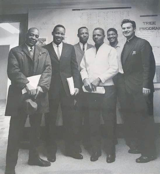 Albina Neighborhood Improvement Project Block Leaders, March 1964. City of Portland Archives