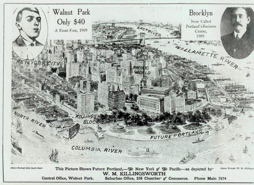 Walnut Park Advertisement (1)