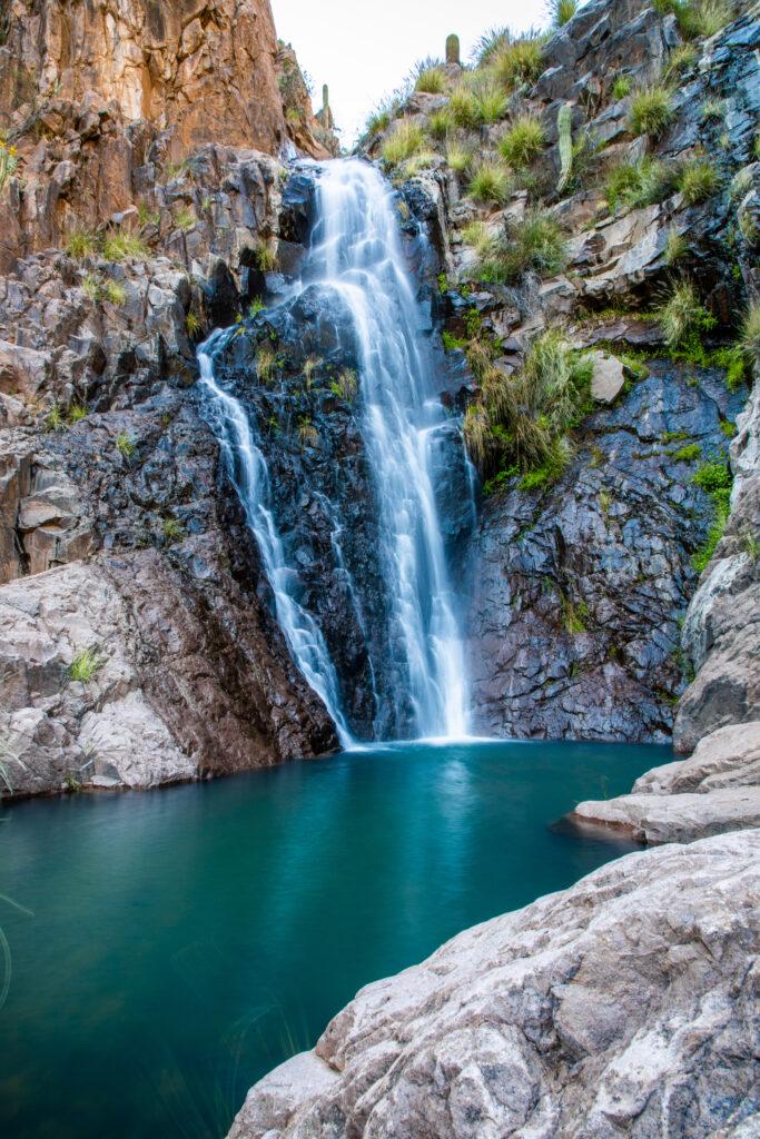 A Hidden Arizona Waterfall