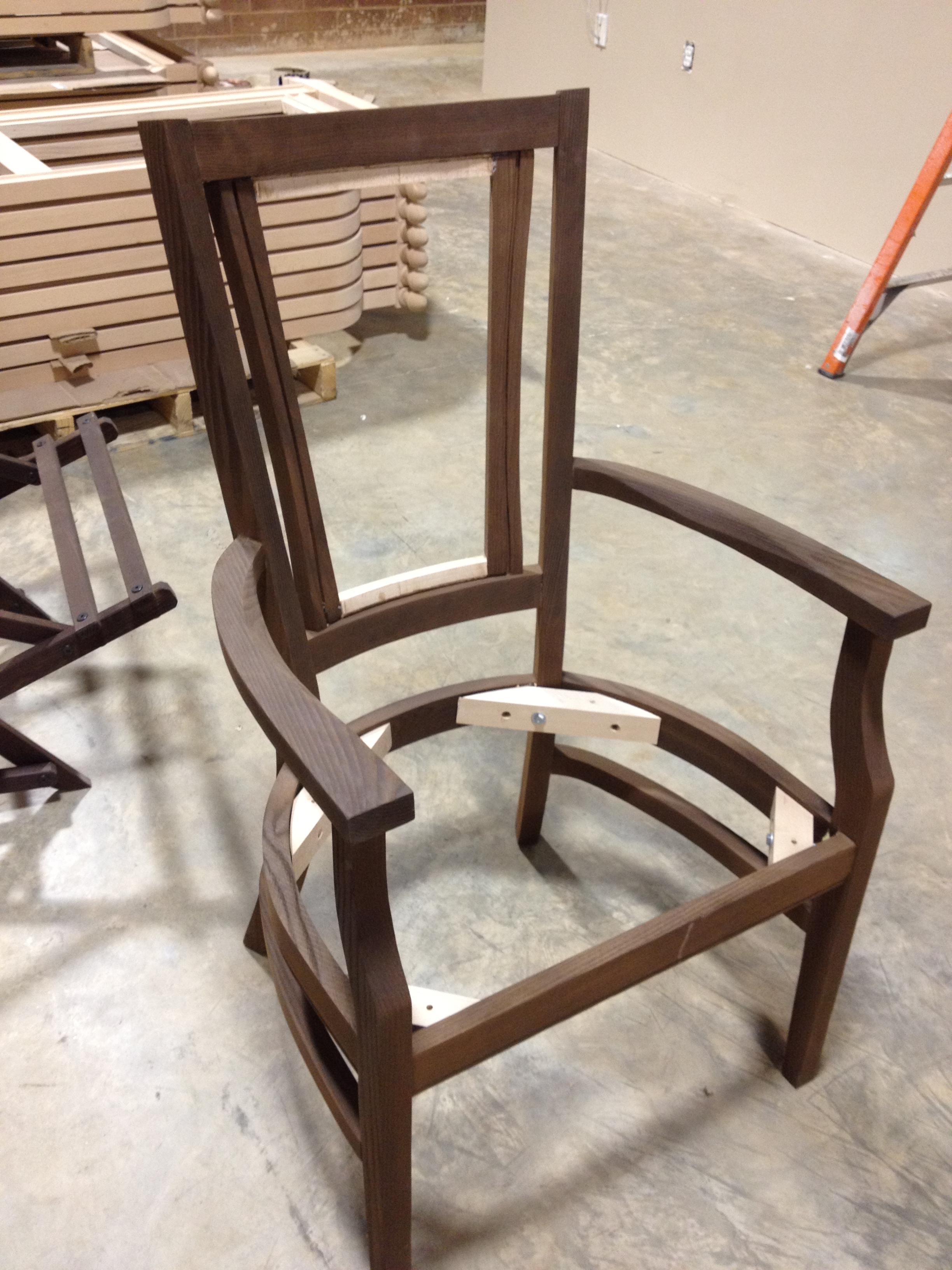Outdoor chair 1