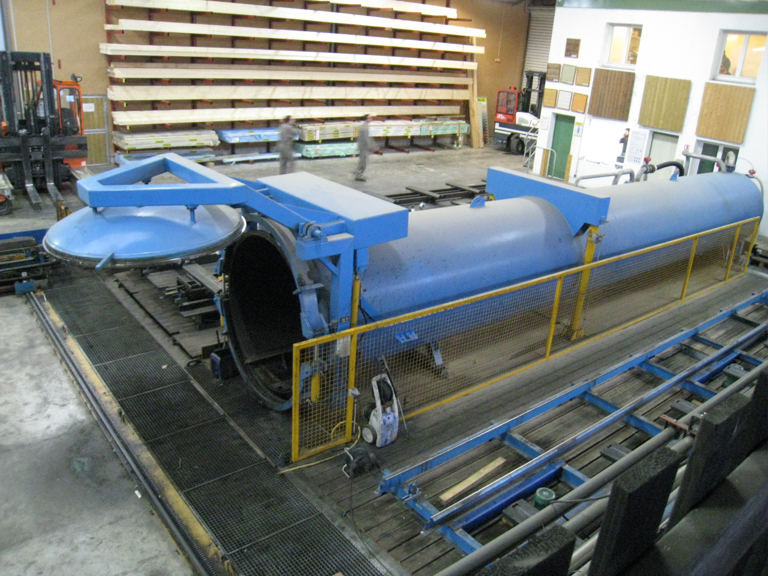 Automatic loading system (6)