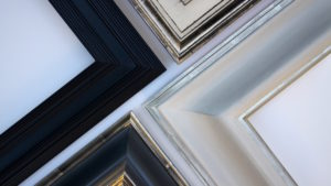 Rich and Davis Melbourne Picture Frame Makers Gilded Contemporary Frames