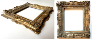 Rich and Davis picture frame restorers small frame example melbourne picture frame repair