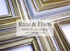 Rich and Davis Picture Framers Front Page Image