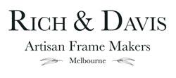 Rich and Davis Artisan Frame Makers