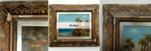 inciso picture frame restoration repair