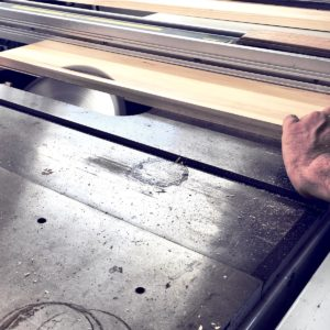 Wood Machining picture frame