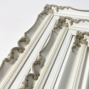Rich and Davis ornamental custom frame raw compo melbournes best picture framer