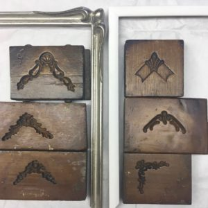 Rich and Davis antique timber moulds and frame concepts