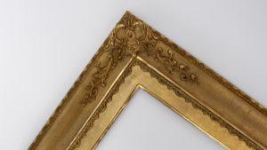 Rich and Davis ornamental water gilded custom frame McAlban