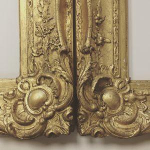 antique frame corners Melbourne picture frame maker and restorer