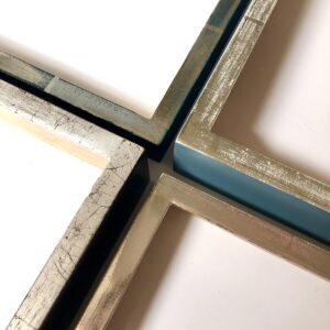 water gilded box and tray frames gold silver white gold 5