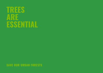 URBAN FORESTS ARE CLIMATE SOLUTIONS