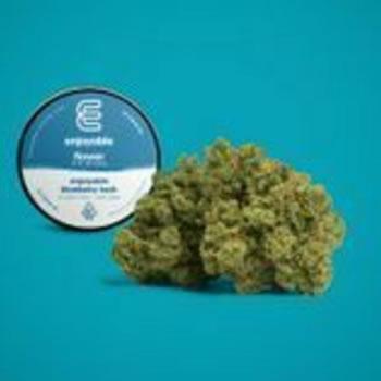 Enjoyable Blueberry Kush